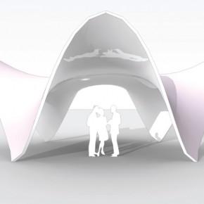 Hochzeitspavillion Bernkastel-Kues Machbarkeitsstudie