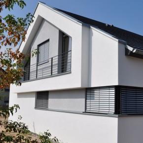 Einfamilienwohnhaus, Kleinwallstadt