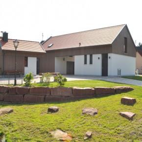 Tor- und Backhaus, Hofstetten