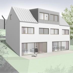 Mehrfamilienwohnhaus VII, Föhren