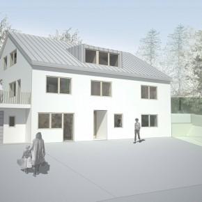 Mehrfamilienwohnhaus, Trier-Ruwer