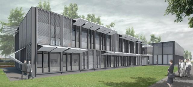 Büro- und Laborgebäude, Mendig