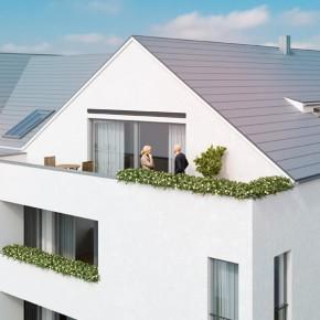 Mehrfamilienhaus 2015, Elsenfeld